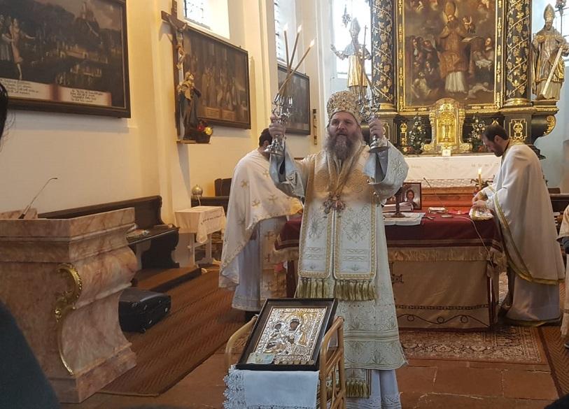 Епископ Андреј посетио Браунау