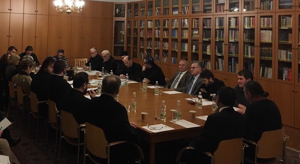 Седница Црквеноопштинског савета у Бечу