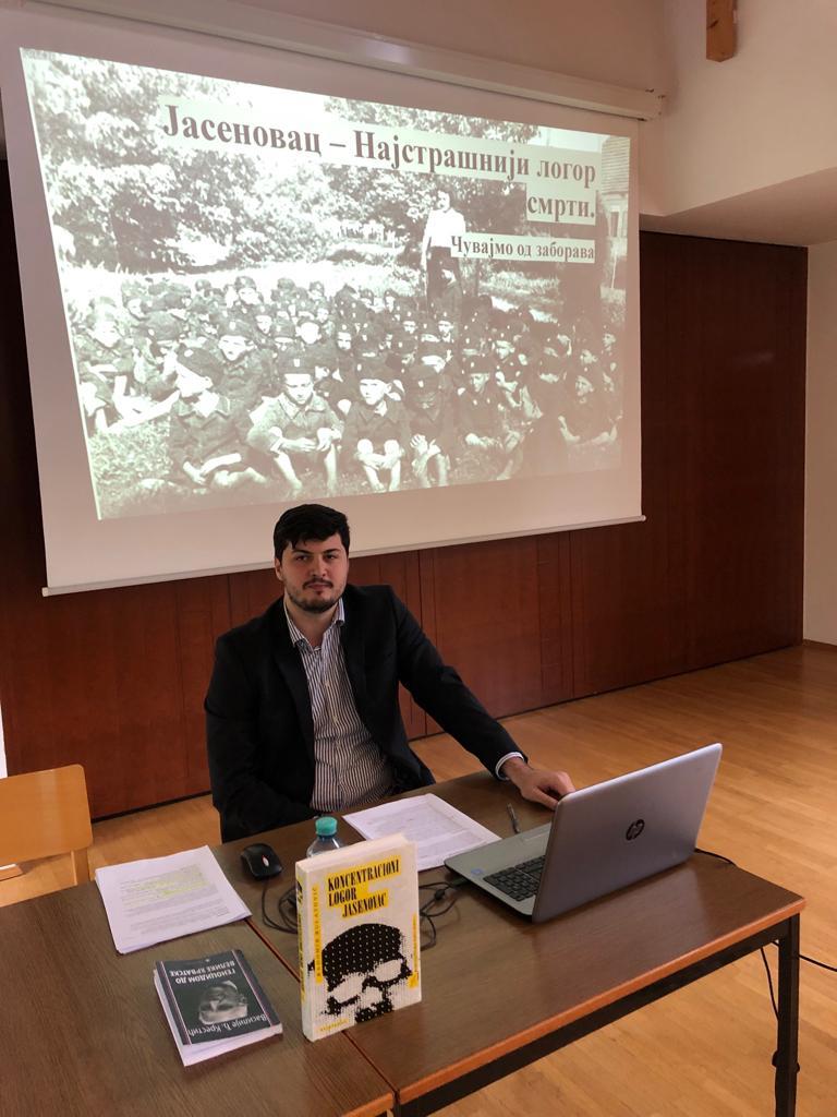 Предавање о Јасеновцу у Гмундену