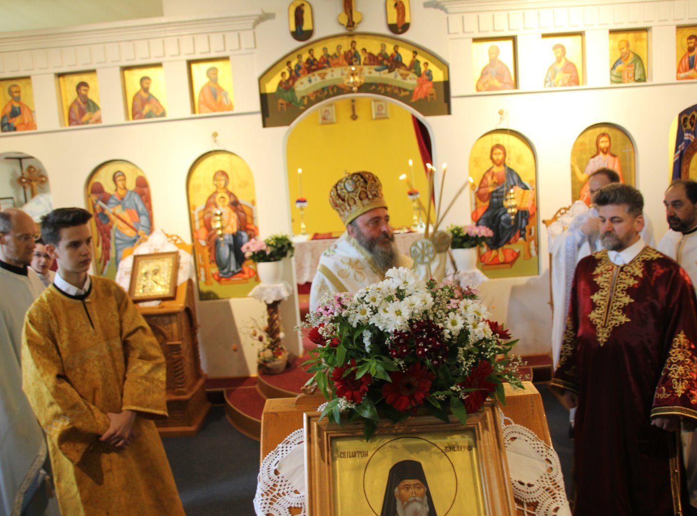 Храмовна слава у Винер Нојштату
