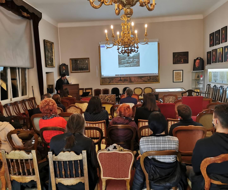 Предавање Епископа Андреја у Епископији – први део