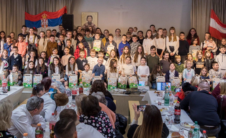 Прослава Светог Саве у Салцбургу