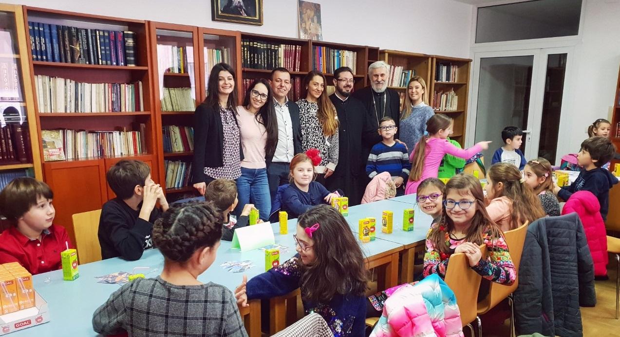 Обележен Савиндан у Просвјетиној школи српског језика