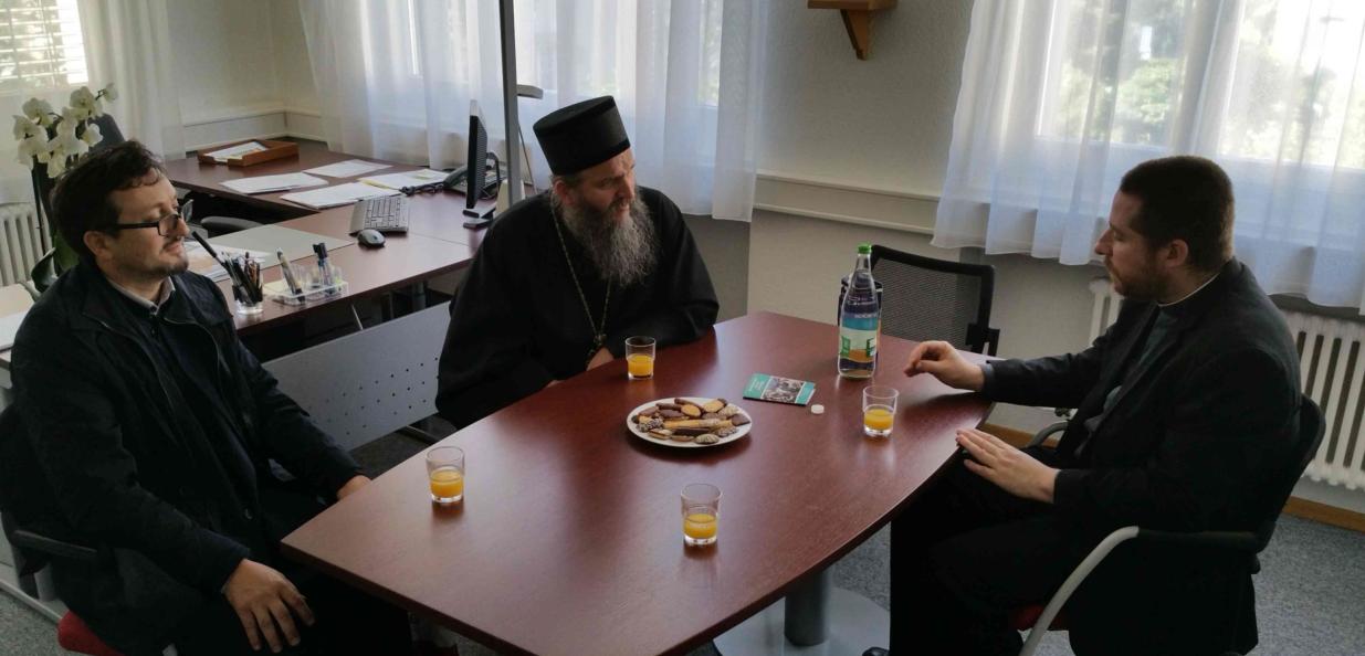 Посета Викаријату Римокатоличке Цркве у Лозани
