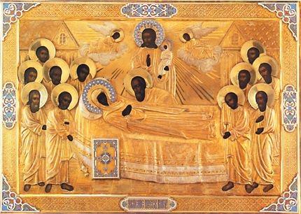 Отац Јустин – беседа на Успење Пресвете Богородице