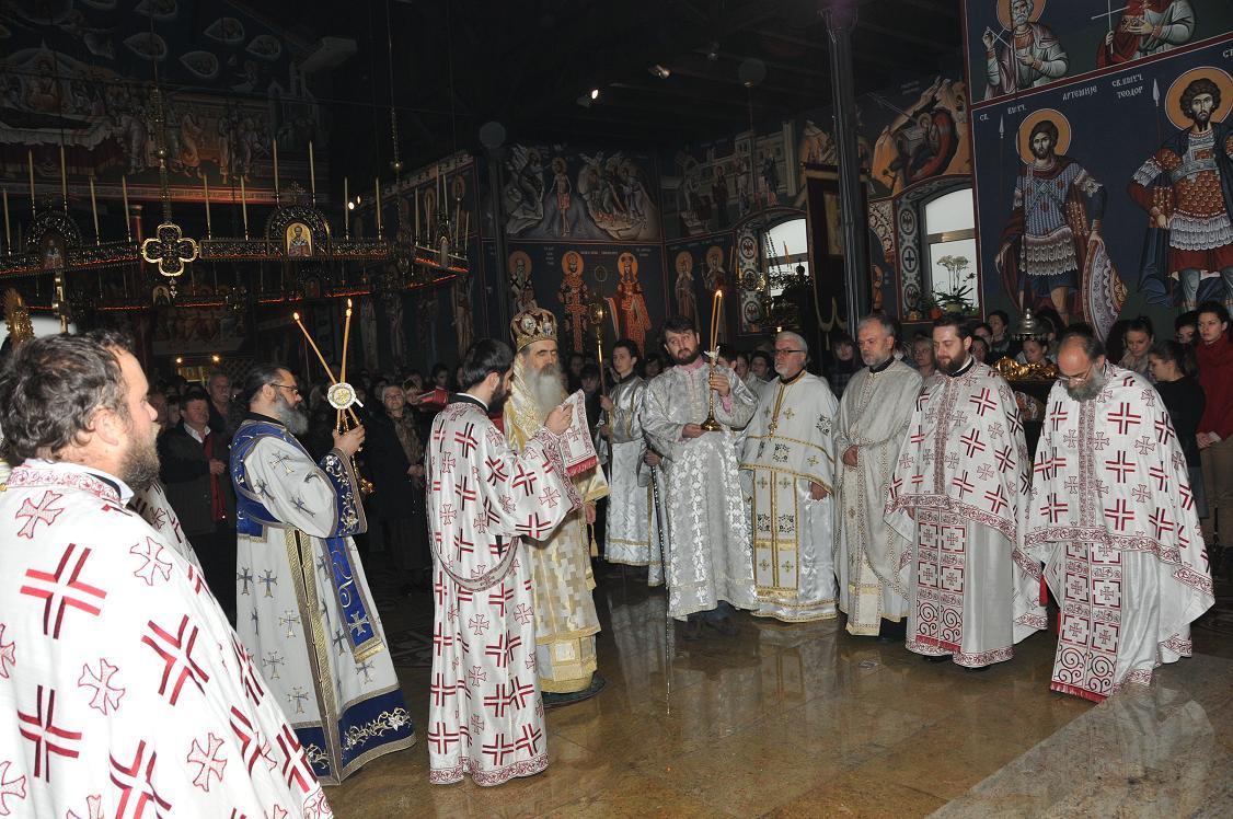 Празник Ваведења Пресвете Богородице у Бечу