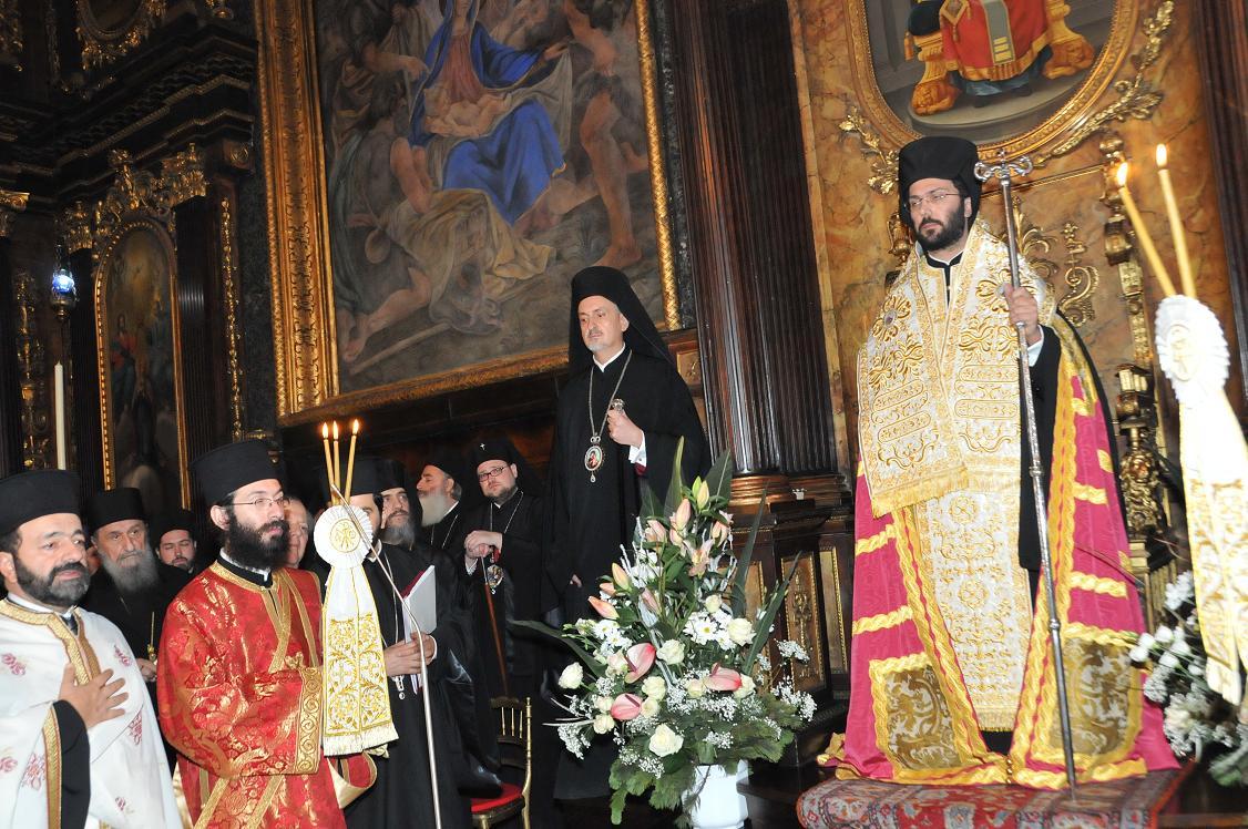 Устоличен нови митрополит бечки цариградске Патријаршије