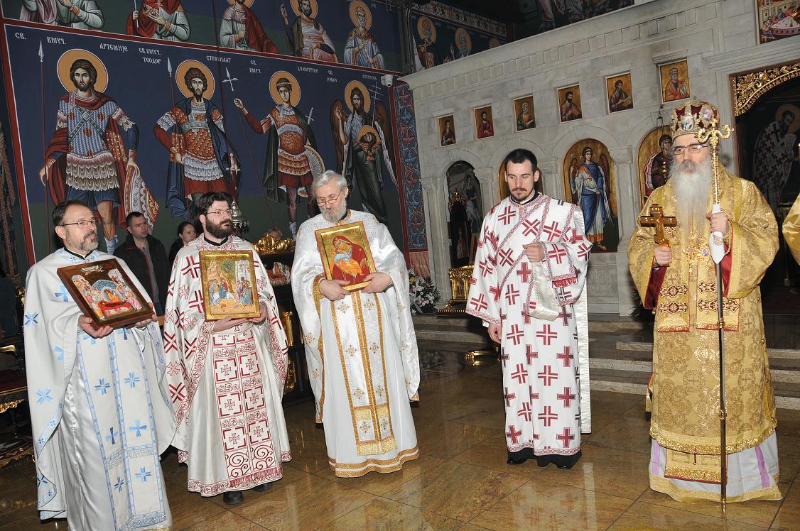 Недеља Православља у Бечу
