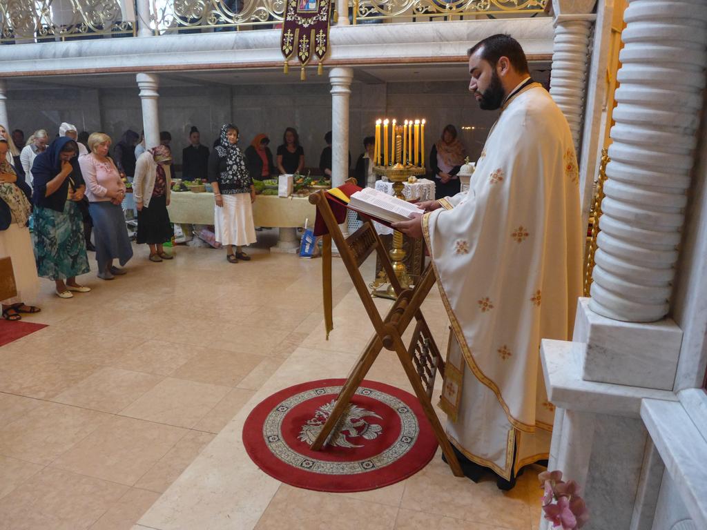 Прослава Преображења Господњег на парохијама у Швајцарској