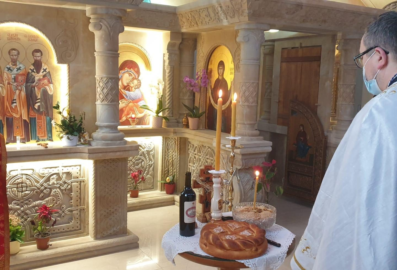 Парохијска слава у Лозани