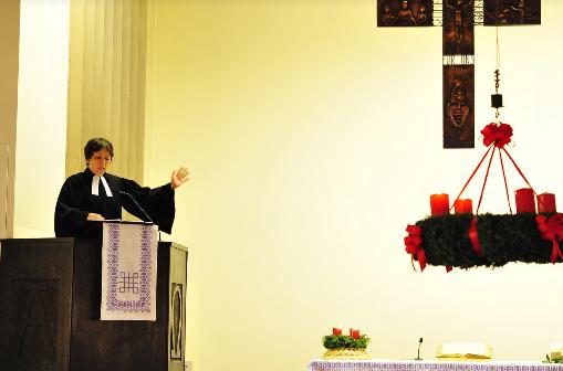 Evangelische Synoden in Wien mit Gottesdienst feierlich eröffnet