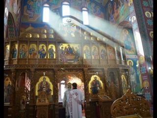 Канонска посета Епископа Андреја Швајцарској