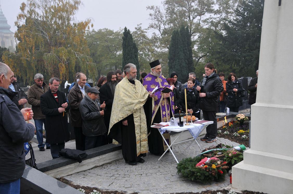 Парастоси на српским стратиштима у Бургеланду