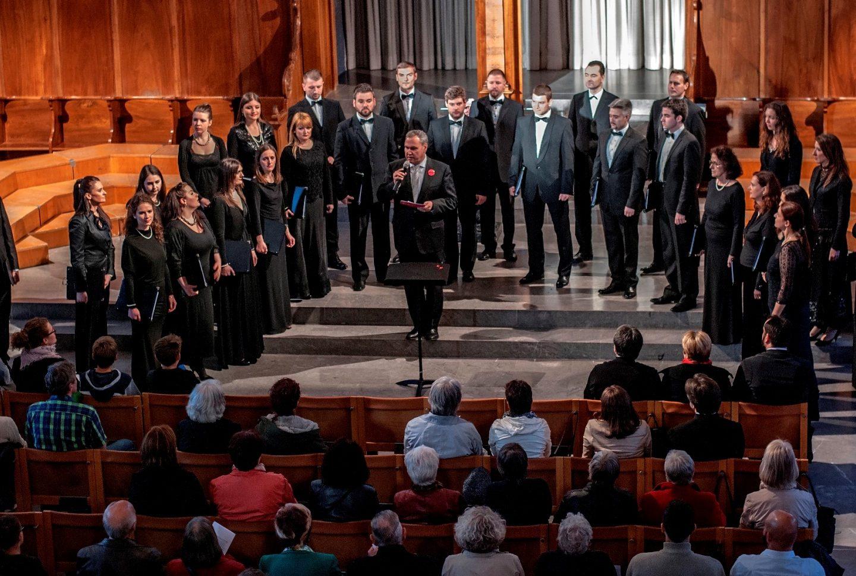 Концерт црквеног Хора у Цириху