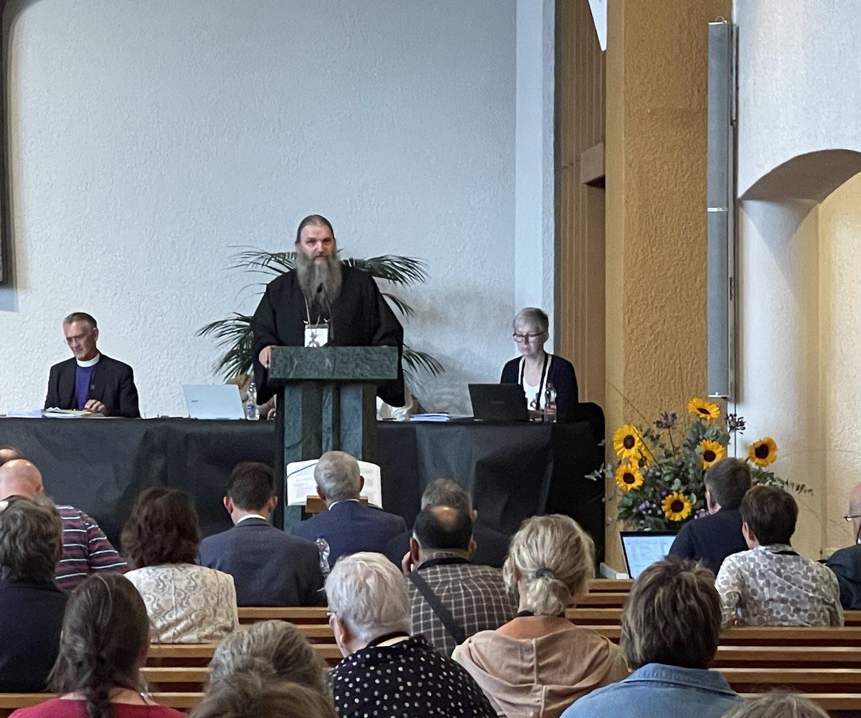Делегација Епархије аустријско-швајцарске  на Синоду Старокатоличке цркве у Швајцарској