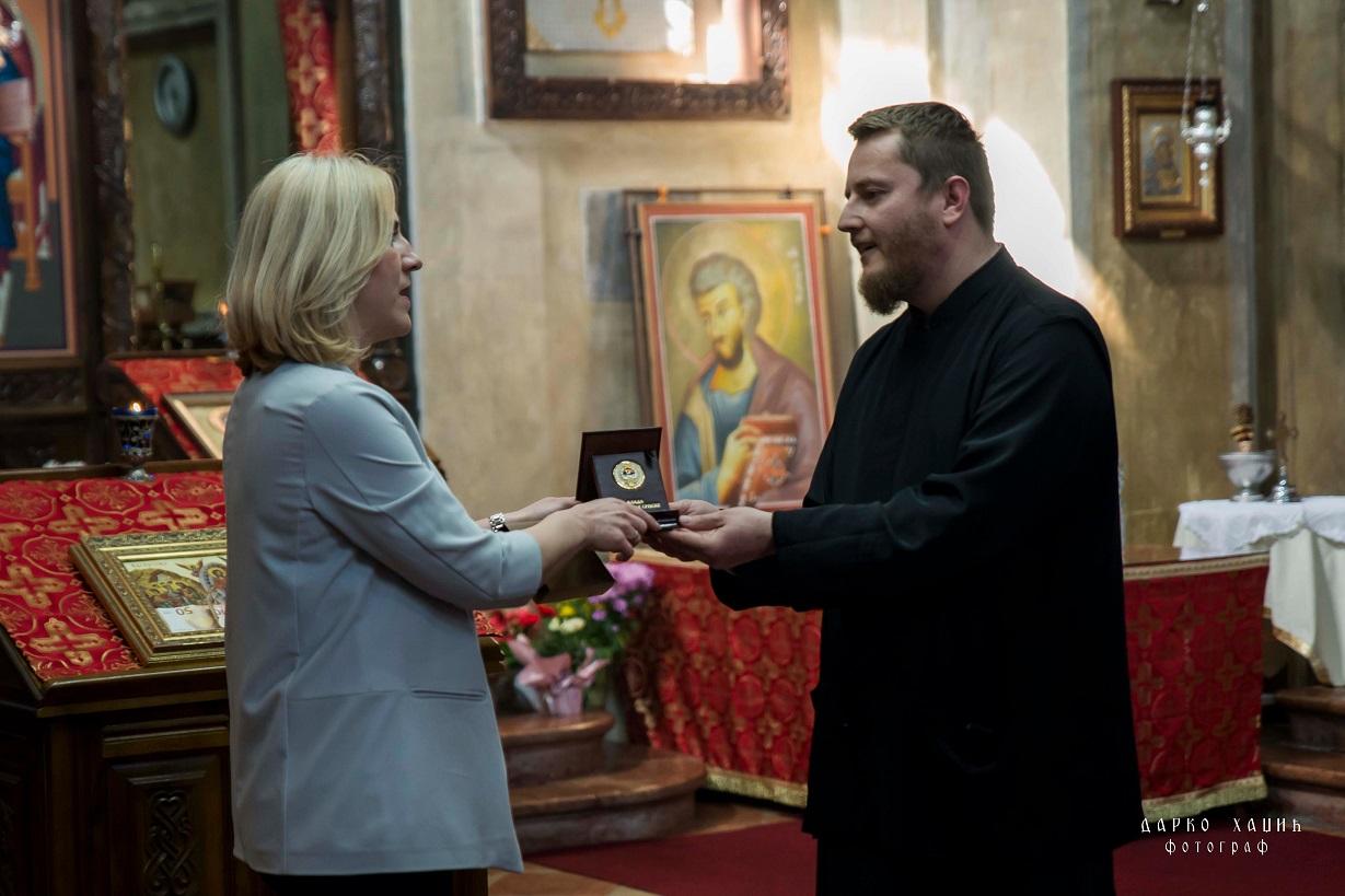 Висока делегација Републике Српске у посети ЦО Вићенца